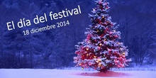 Festival de Navidad 2014 1º primaria