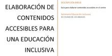 Guía educación inclusiva IES Ciudad de los Ángeles