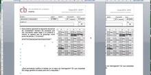 Corrección del examen de genética molecular 4º ESO