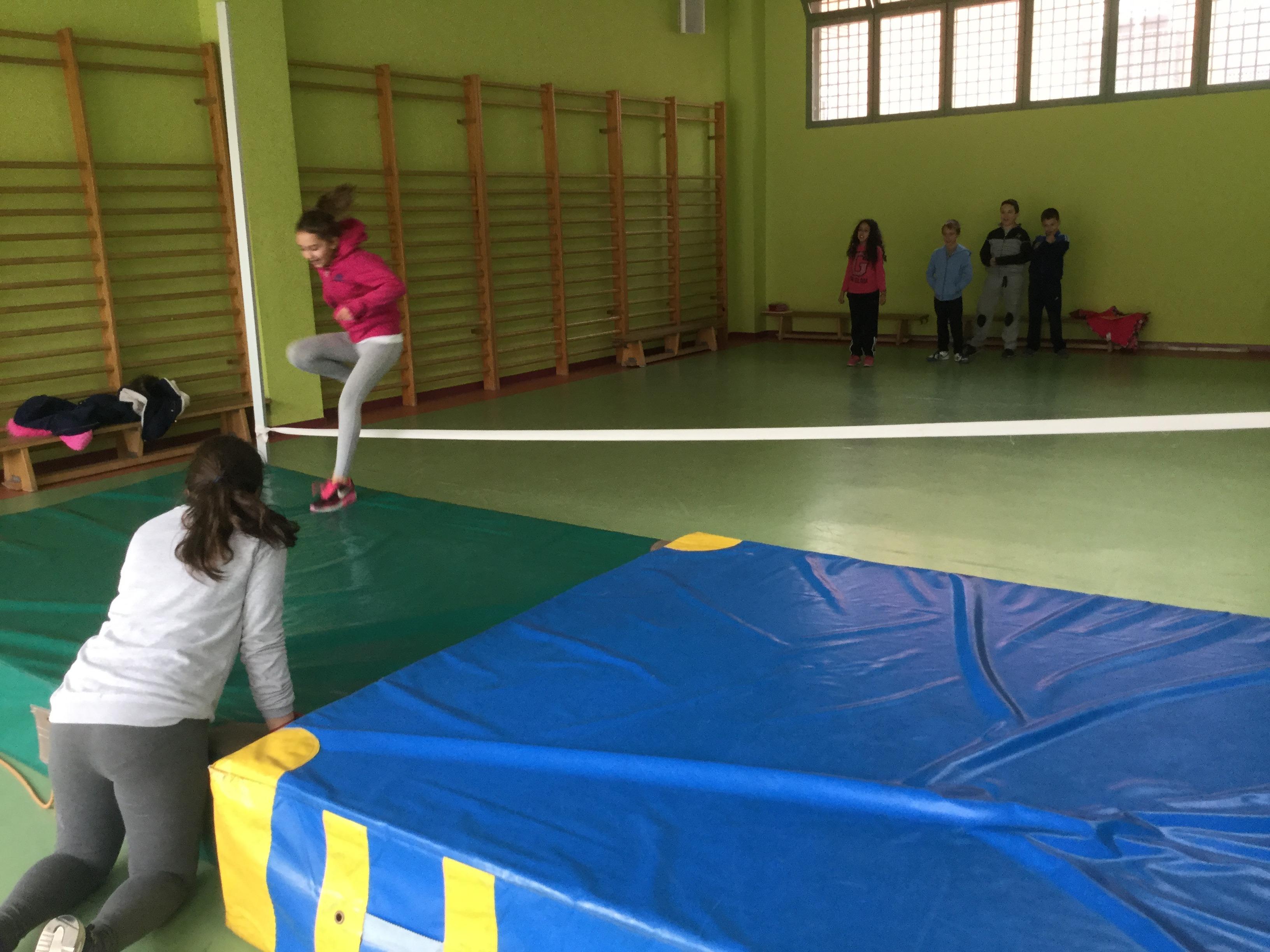 Atletismo 5º 9