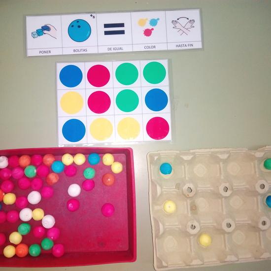 Seminario:material manipulativo para infantil y primaria adaptado a alumnos con T.E.A. 3