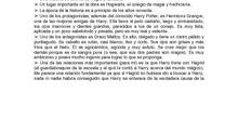 FICHA DE LECTURA DE HARRY POTTER Y LA PIEDRA FILOSOFAL