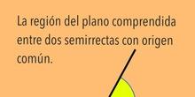 PRIMARIA 5º  - ÁNGULOS - MATEMÁTICAS - FORMACIÓN