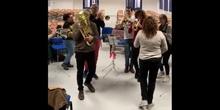 Desfile de la Classband de profesores del CTIF Madrid Sur