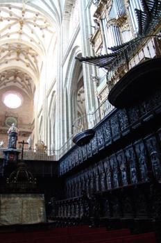Coro de la Catedral de Astorga, León, Castilla y León