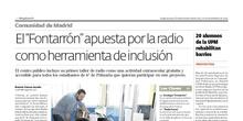 Radiofonta en la prensa