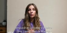 Adela Mocillo Tutora DUA-A