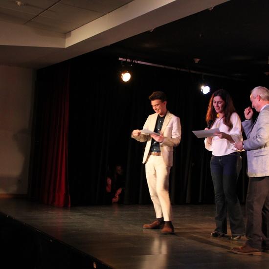 Graduación 2º bachillerato 2017-2018. IES María de Molina (Madrid) (2/2) 32