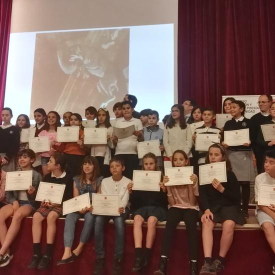 Entrega de los premios del IX Concurso de Narración y Recitado de Poesía 44