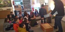 Los alumnos de 5 años visitan el Museo de la Ciudad de Colmenar Viejo 3