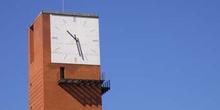 Reloj de la estación de Atocha, Madrid