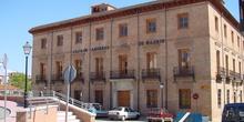 Edificio de la familia Mac Crohon en Morata de Tajuña
