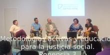 Jornada Metodologías Activas y Educación para la Justicia Social II