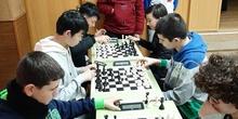 2º Torneo Ajedrez Intercentros Satafi 20