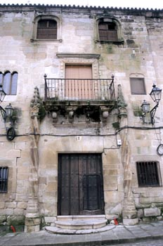 Casa del Peso Real - Trujillo, Cáceres