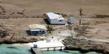 Embarcadero, Rep. de Djibouti, áfrica