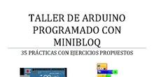 Taller de Arduino programado con miniBloq