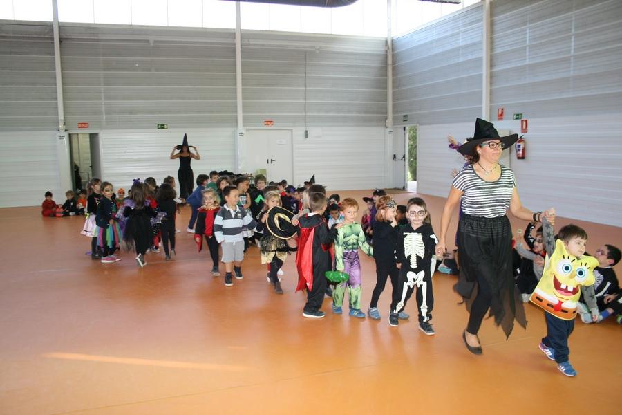 2016_10_Infantil, Primero y Segundo de Primaria_Celebrando Halloween 17