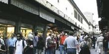 Ponte Vecchio y Botteghe dell'oro, Florencia.