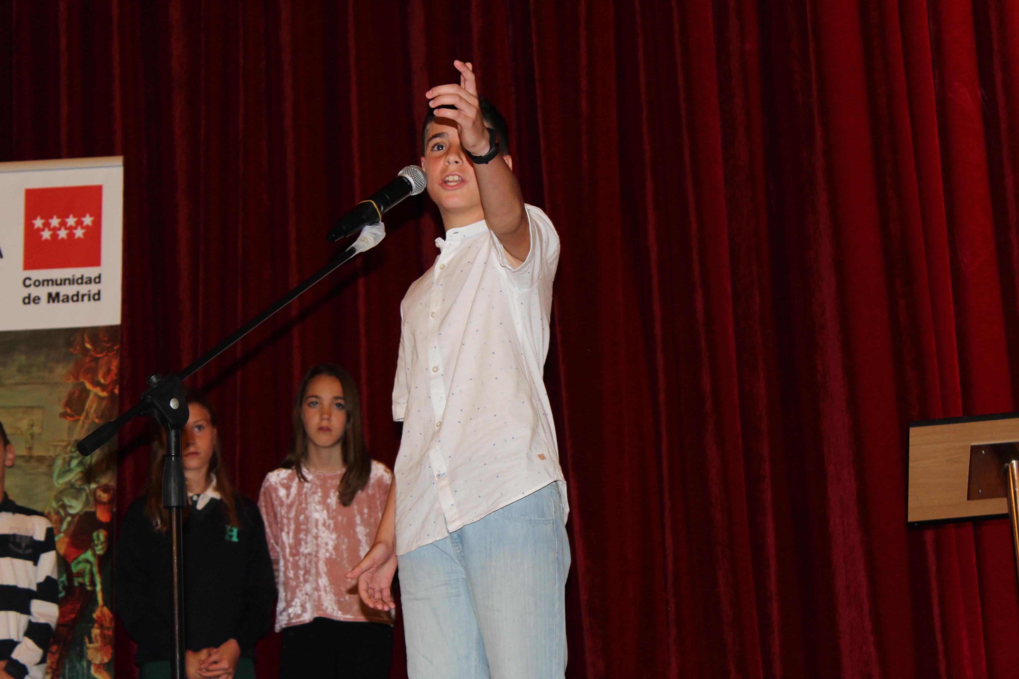 Entrega de los premios del IX Concurso de Narración y Recitado de Poesía 37