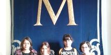 VISITA MUSEO DE LA MONEDA 1