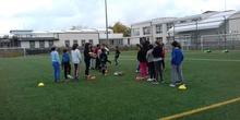 Actividad de rugby para 5º 8