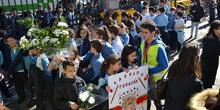 Ofrenda floral a Nuestra Señora de la Almudena 2017 42
